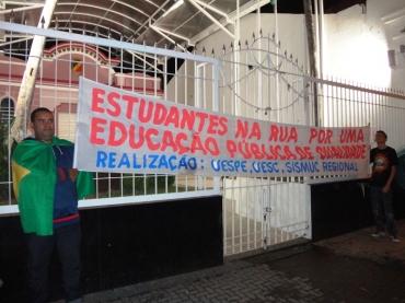 Dia Nacional de Mobilizações dos Movimentos Sociais - II